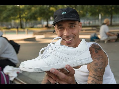100 Kickflips In The Supra Elevate With Spencer Hamilton