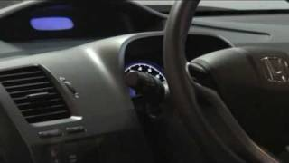 Honda Civic review rus