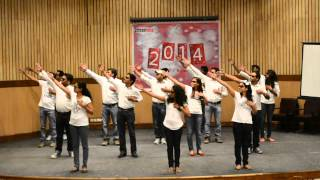 Amazing lazy dance by IT engineers...MUST WATCH...Can't control my laugh@siliconIndia