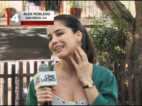 Ana Claudia Talancón responde a las preguntas del público de Cinelatino en exclusiva