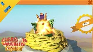 JINQIU DRAGON Hatching!, Gameplay , Dragon Mania Legends | Part 1037 HD