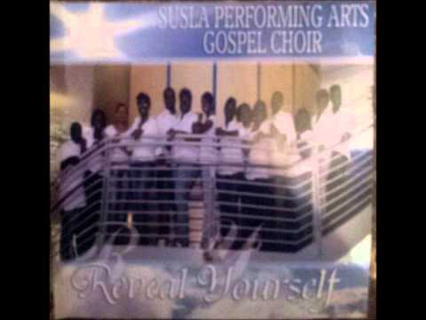 The Southern University at Shreveport Performing Arts Gospel Choir