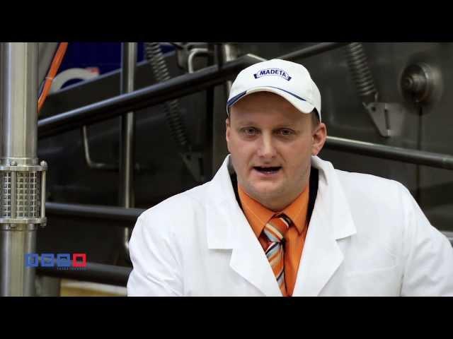 Madeta, a.s. - vítěz soutěže Česká inovace 2012 (dlouhá videa)