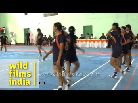 NCC National Games Kabaddi final