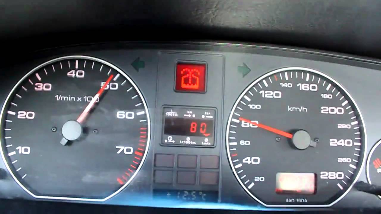 Audi a6 c4 2 6e v6 0 100 youtube
