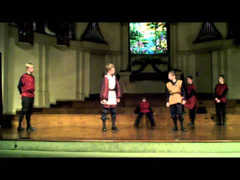 Clip 3, Romeo and Juliet, Live Oak Classical School