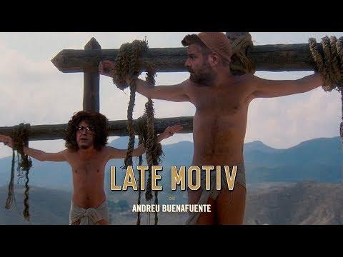 "LATE MOTIV - United Unknown. ""Busca siempre el humor para vivir"" | #LateMotiv367"