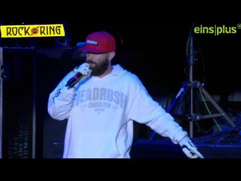 Limp Bizkit Live At Rock Am Ring 2013- Wes Borland Metallica-Nirvana