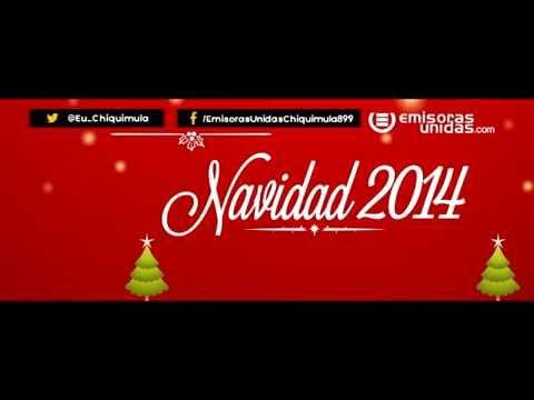 Saludo de Navidad 2014 Emisoras Unidas 89.9