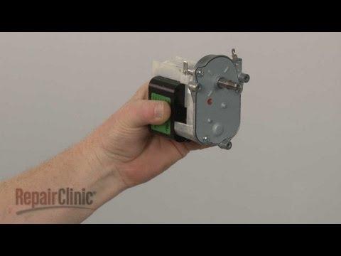 Ice Auger Motor - Whirlpool Refrigerator