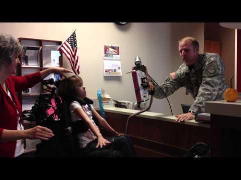 Lianna Bryant Says The Pledge of Allegiance - 2012
