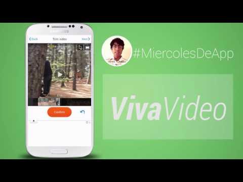 VivaVideo - El mejor editor de video para Android #MiércolesDeApp