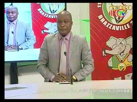 Rénovation Télé Congo+ nouveau complexe sportif au jeux africain 2015