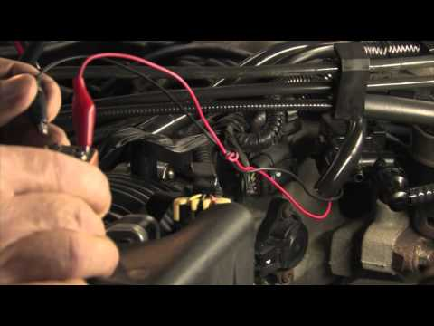 Smoke Wizard Diagnostics   OBD2 P0440 Evap Diagnostics 2000 Pontiac Grand Am using Smoke Machine