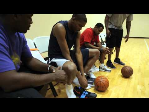 Nike Zoom KD IV with Kevin Durant & Leo Chang (Official Video Unveiling)