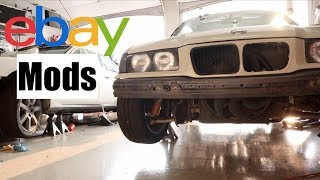 Ep10 Best Ebay Mods For Your BMW E36!
