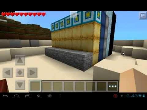 minecraft pe como pasar las cosas de modo creativo a modo survival