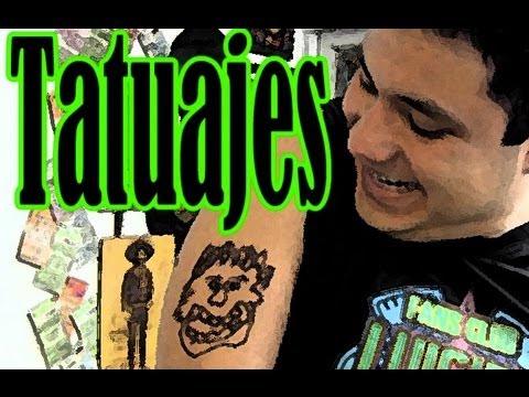 Tatuajes y Perforaciones - Luisito Rey
