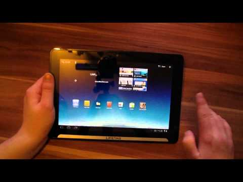 Medion LifeTab Unboxing -