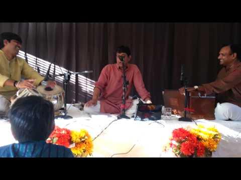 Maze Maher Pandhari - Srinivas Joshi video