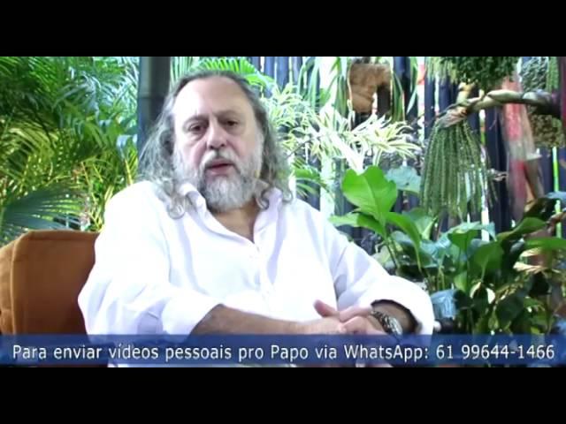 Vídeos dos amigos do Papo: Marcos, da Bahia, e seu trabalho com reciclagem de pneus.
