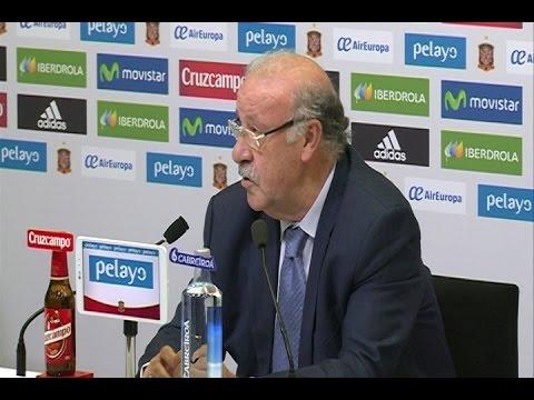 Saúl y Lucas Vázquez, novedades en la prelista de Del Bosque
