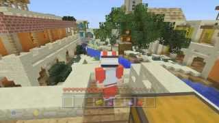 ♠ Minecraft Xbox360: Ascending Tides Hunger Games ♠ @superchache39