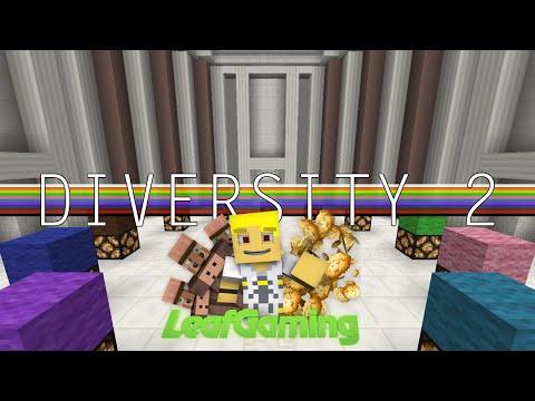 Minecraft: Diversity 2 - Bölüm 1 - Geri Döndüm! w/Ulaş Demir