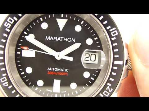Marathon SAR Watch Review (complete unboxing)