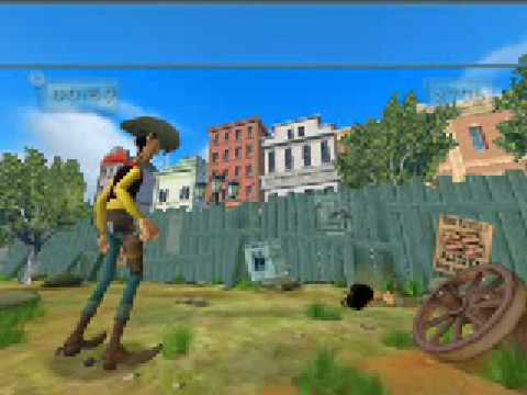 Lucky Luke: Go West! Video