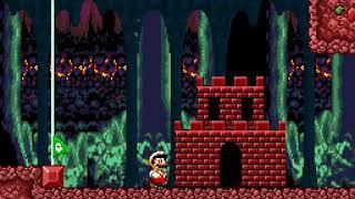 Super Mario Bros 2: Mega Mario X (Smw Hack) - Part 2