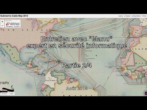 Documentaire « Au-delà d'Internet : ECHELON & Surveillance de masse » (2/4)