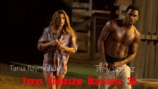 The Texas Chainsaw Massacre 3D - Tre Songz Interview Texas Chainsaw Massacre 3D w/ Alexandra Daddario