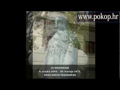 FRAN KRSTO FRANKOPAN - VIDEO BIOGRAFIJA - SJEĆANJA NA POZNATE HRVATSKE VELIKANE (HD) www.pokop.hr