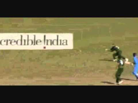 Golden Memories Of Cricket - Sachin dropped by Pakistan!