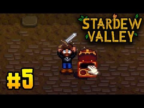 Stardew Valley Прохождение #5 - Путешественник от бога!