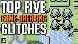 Top Five Game-Breaking Glitches - rabbidluigi