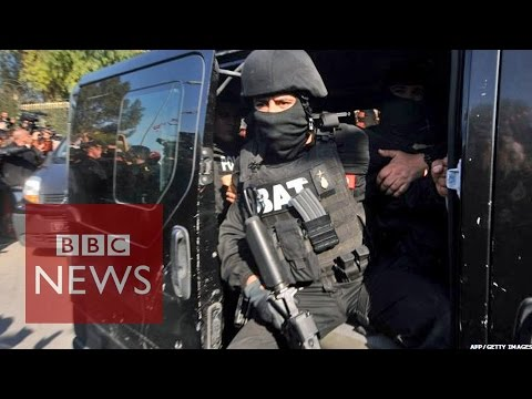 Tunis museum shooting:19 killed inlcuding 17 tourists - BBC News