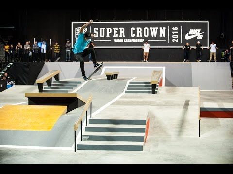 Monster Energy: Street League Super Crown LA 2016
