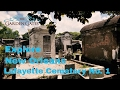Lafayette Cemetery No.1 - Rich with Heritage & Culture -Exploring New Orleans