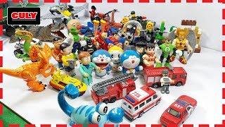 Đồ chơi bộ sưu tập những mô hình nhân vật mà cu lỳ đang có   lego my collection mini figures toy for
