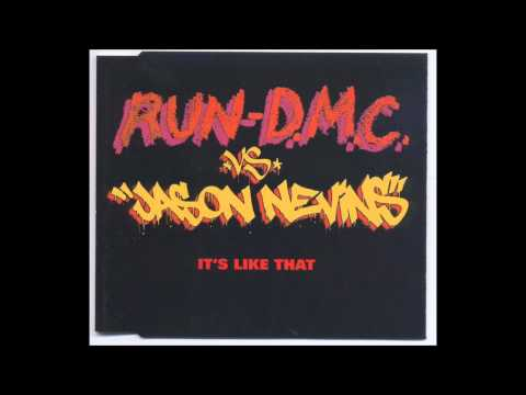 RUN DMC vs Jason Nevins - It's Like That (DjB).wmv