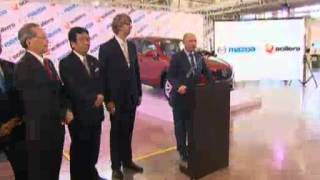 Sep 6, 2012 Russia_Putin opens Mazda production line in Vladivostok