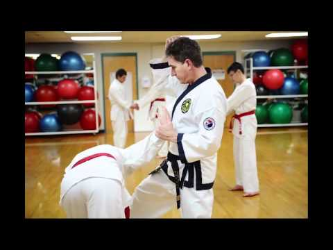 Self Defense Grabs Martial Arts Wilmington NC Karate Tang Soo Do Image 1