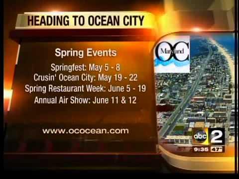 Ocean City Tourism Segment