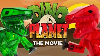 Dino Planet | Official Stikbot Movie