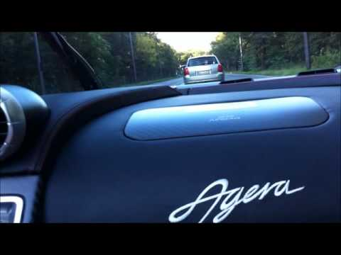 MUST SEE!!!! RIDE in a KOENIGSEGG AGERA X! Revs, Accelerations