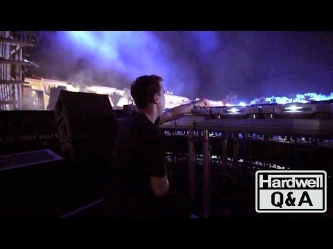 Hardwell Q&a    Behind The Decks    New Announcement #hardwellqa video