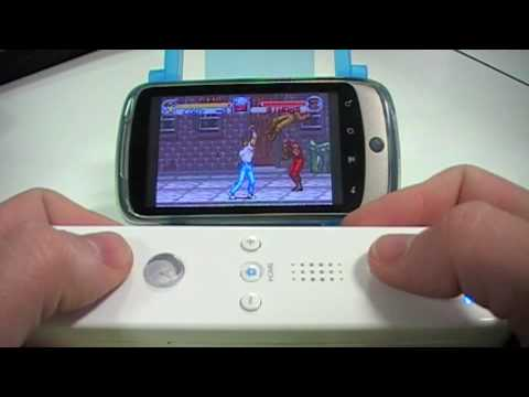 how to connect a wii remote to android