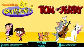 The Fairly Odd Parents X Tom and Jerry (Mashup) Prod. By C 'Los